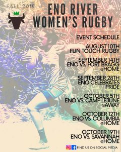 Eno Rugby Flyer